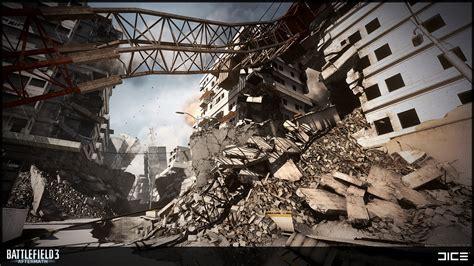 wallpaper earthquake video game battlefield 3 wallpaper