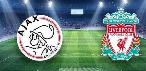 ajax  liverpool uefa betting predictions soccer
