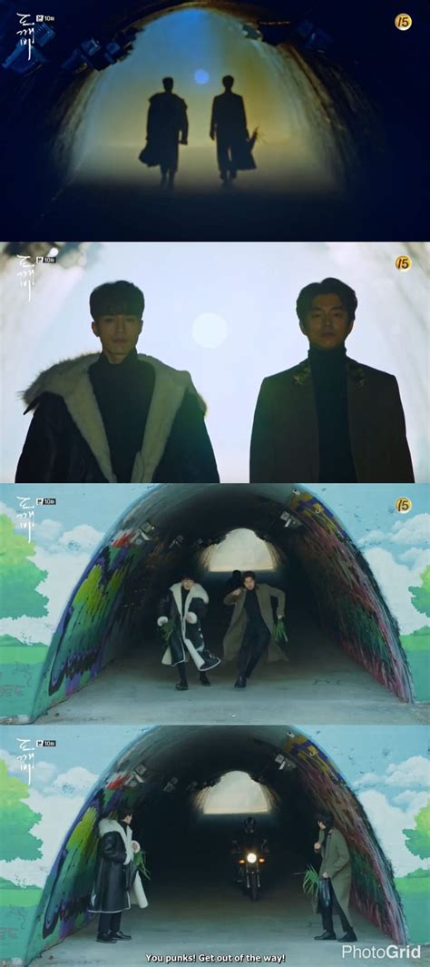 Grim Reaper Sweater From Drama Goblin everywhere is a runway for goblin and the grim reaper goblin kdrama korean