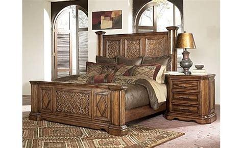 ashton castle bedroom set ashley furniture gladstone