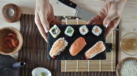 fare sushi in casa fare il sushi in casa gli strumenti adatti