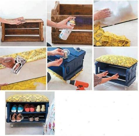 mueble zapatero giratorio casero para nuestra familia zapatero casero