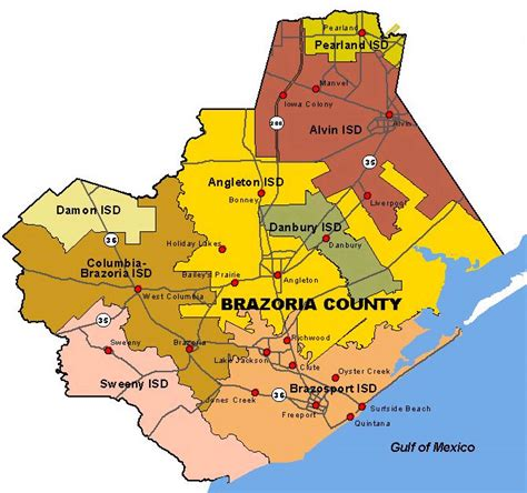 Brazoria County Records Exemptions Brazoria County Appraisal District Caroldoey