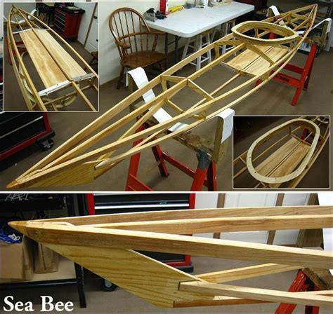 how to build a kayak boat skin on frame kayak building plans wooden boat charters