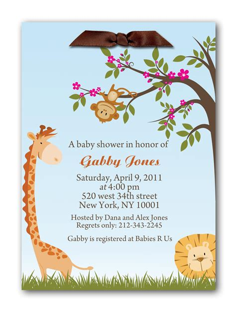 Invitation Letter New Born Baby Welcome Baby Shower Invitations Theruntime