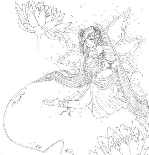 coloring pages detailed fairies dark fairy coloring pages realistic coloring pages