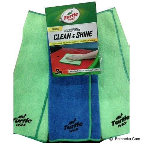 Harga Clear Wax jual turtle wax microfiber clean and shine twa 120 murah