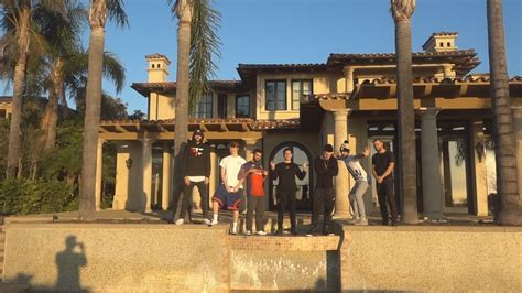faze house visiting the faze house la vidshaker