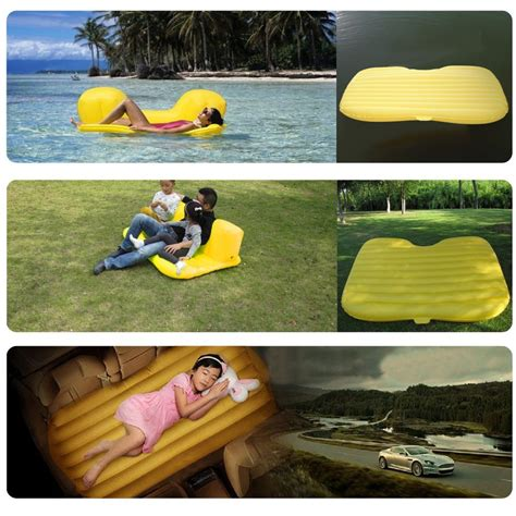 backseat inflatable bed the car mattress will make you never want to leave your car okay maybe for a shower