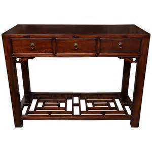 three drawer table or desk at 1stdibs