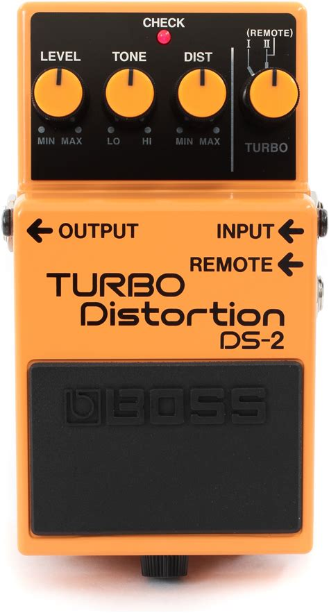 Ds 2 Turbo Distortion 2 Sound Klasik Efek Stompbox Gitar turbo distortion ds 2 reviews ds 2 turbo distortion audiofanzine