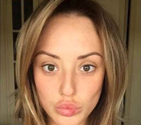 why did stephanie abrams cut her hair charlotte crosby ditches the extensions and shows off her