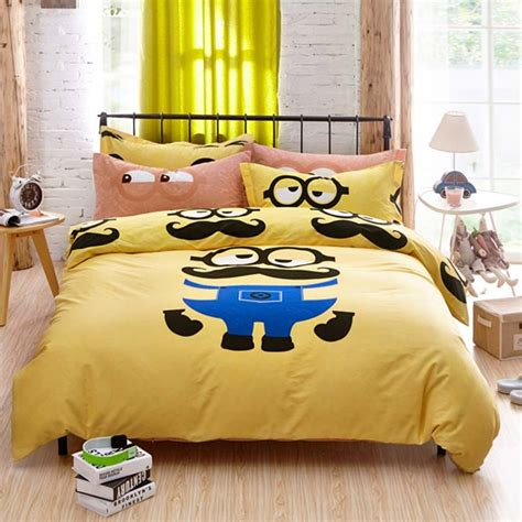 Minions Comforter Set by Despicable Me Minion Bed Set Ebeddingsets