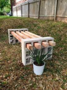 Making A Rain Barrel Diy Cinder Block Outdoor Bench The Owner Builder Network