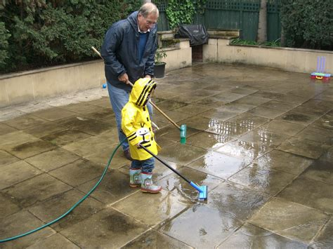 how to clean cement patio cleaning concrete patio slabs regal concretes scunthorpe