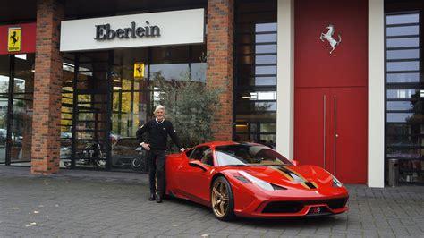 Eberlein Ferrari by Ferrari Jubil 228 Um Bei Eberlein Automobile Autohaus De