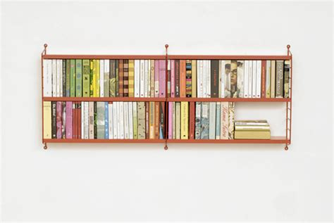 hanging bookshelves for hanging wall bookshelf home design