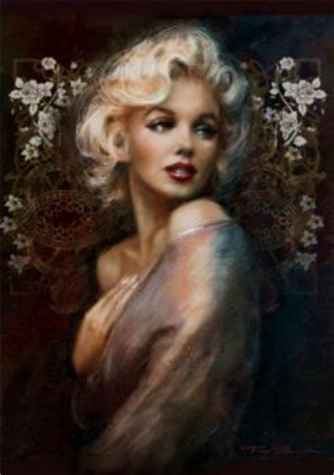 marilyn monroe with tattoos poster 116 best theo danella s marilyn images on