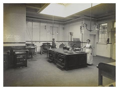 Craiglockhart Hospital and Poorhouse, Kitchen, c. 1890s