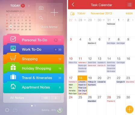 best organizational apps organization and productivity the 100 best iphone apps
