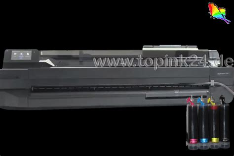 reset hp designjet t520 ciss with archip for hp designjet t120 t520 witch hp 711 hp711