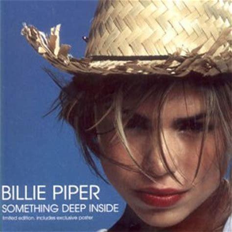 Cd New Inside Import billie piper something inside