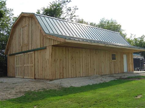 Pole Barn Homes by Pole Barns Wilbuilt Construction