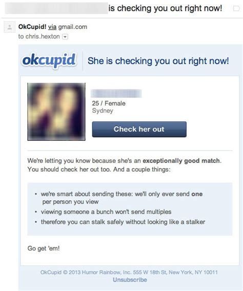 How To Search For Specific On Okcupid Behavioral Email Marketing 4 Exles And The Tools You Need To Change Your Business
