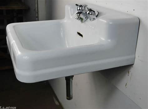 vintage cast iron bathroom sink antique vintage crane bathroom sink wall hung cast iron