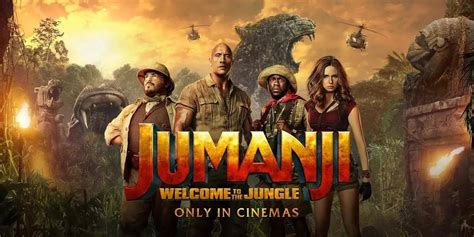 jumanji film review movie review jumanji welcome to the jungle aib all