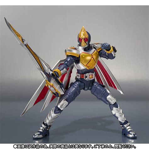 Kamen Rider Blade s h figuarts kamen rider blade form official images tokunation