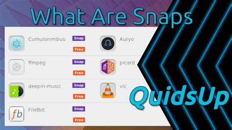 snaps  linux youtube