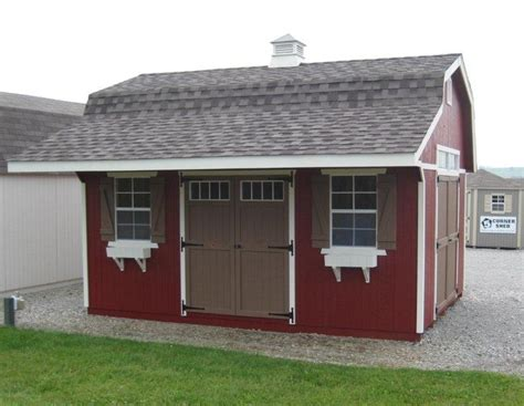storage shed plans barn   build diy
