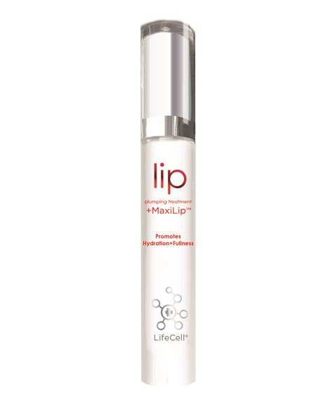 Lip Plumbing by New Lifecell Lip Plumping Treatment Available On
