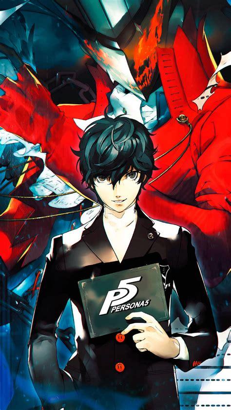 Anime Persona 4 Iphone All Hp persona 5 wallpaper for smartphone by de monvarela on deviantart