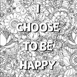 Inspirational word coloring pages 1 getcoloringpages org