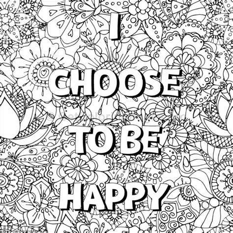 free printable inspirational coloring pages inspirational quotes coloring pages for adults coloring