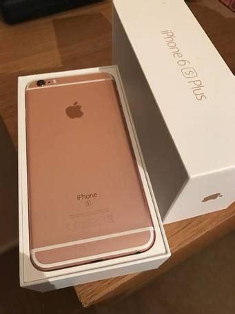 wts brand  unlocked apple iphone    rose gold