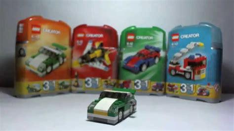 Car Minny Set 5in1 lego 6910 mini sports car review mysteryman