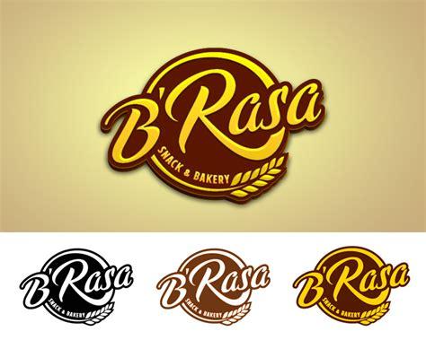 sribu desain logo desain logo  brasa snack bakery