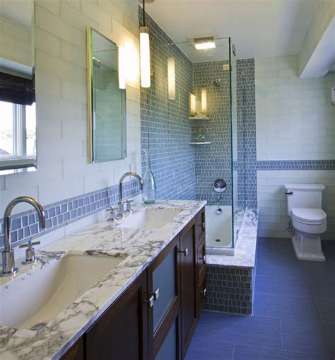 navy blue bathroom ideas 37 navy blue bathroom floor tiles ideas and pictures