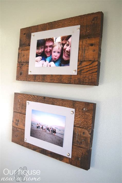 picture frame wall display easy to make picture frame and wall display bringing