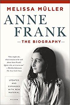 biography books pdf anne frank the biography melissa m 252 ller 9781250050151