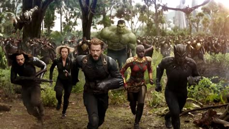 marvel infinity war trailer infinity war trailer breakdown of the