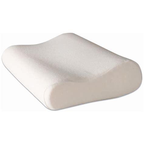 What Is A Memory Foam Pillow by Envirotech 174 Memory Foam Contour Pillow 224270 Pillows
