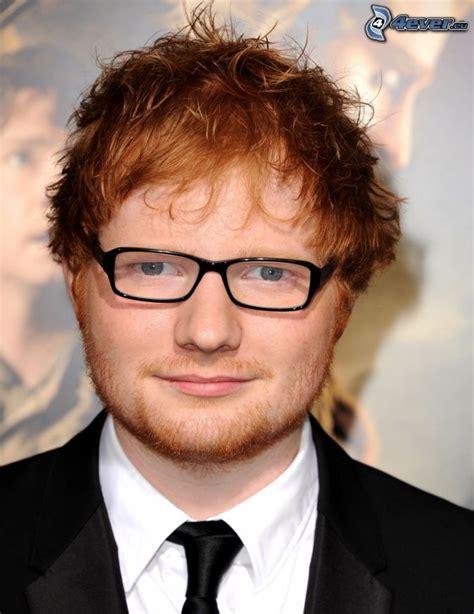 ed sheeran glasses ed sheeran