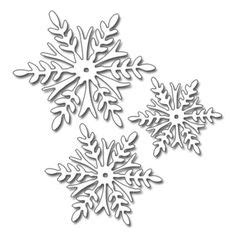 Ellinee The Paper Snowflake - 1000 images about copos de nieve on paper