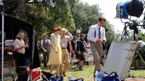 emma stone woody allen movie magic in the moonlight trama del nuovo film di woody allen