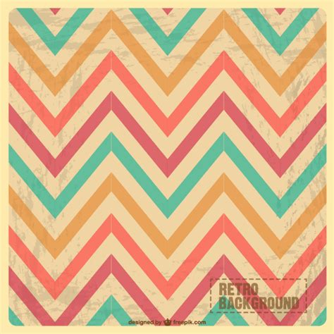 zig zag pattern illustrator download zig zag vintage pattern illustrator 123freevectors