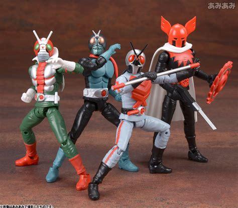 Best Seller Figure Ultraman 4pcs Gun Set rumahhobby rumah hobby jual gundam jual nomor